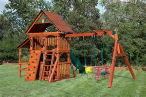 Backyard Bar Menu Wooden Swing Set For Every Budget And