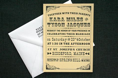 Wedding Invitation Design Classes by 30 Beautiful Creative Invitation Card Designs Hongkiat