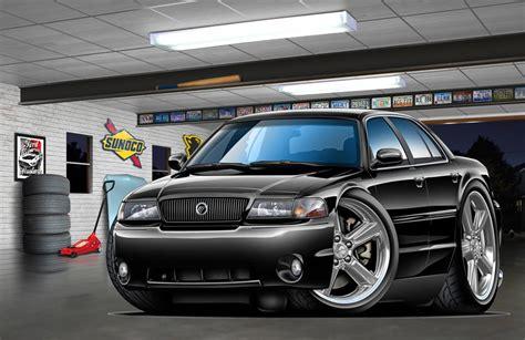 how petrol cars work 2004 mercury marauder parking system 2003 2004 mercury marauder muscle car art print new ebay