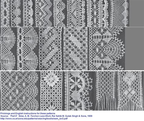 bobbin lace stitches and techniques a reference book of the basics books 17 best ideas about bobbin lace on lace