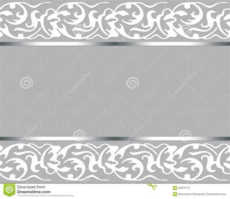 Wedding Card Lines by Wedding Card Stock Illustration Illustration Of