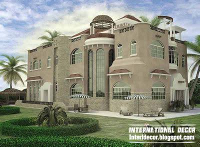 design house international international villa designs ideas modern villas designs