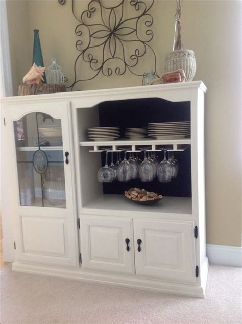 repurpose an tv cabinet into something new home
