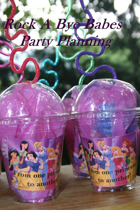 Princess Party Giveaways - pin by walt disney world travel blog on disney party pinterest