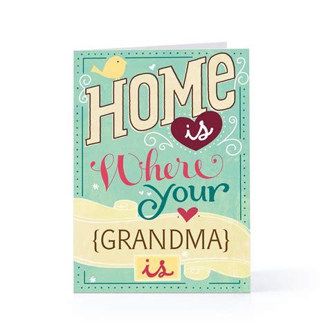 acrostic grandma mother s day card diy birthday cards diy