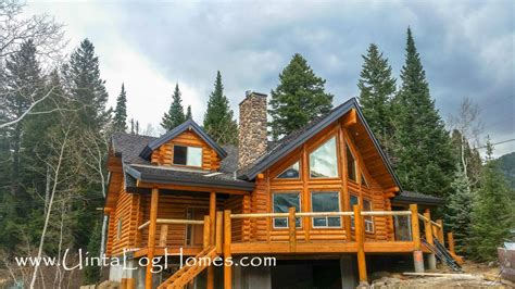 log home kits utah packages prices uinta log and timber