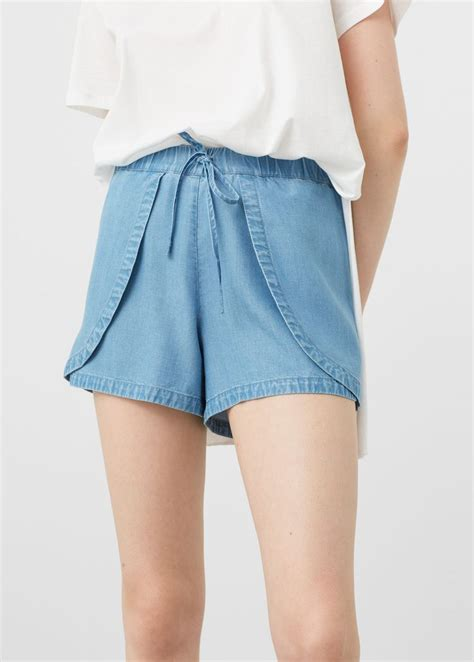 Soft Denim Top Mango best 25 soft shorts ideas on clothes