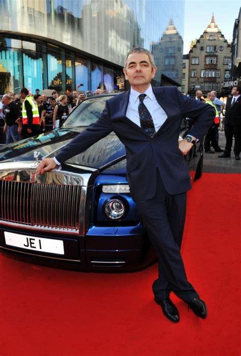 Rowan Atkinson Rolls Royce V16 Pin By Rolls Royce Motor Cars On Rolls Royce On