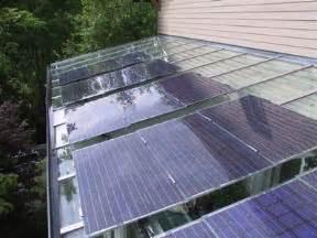 solar wintergarten glasdach mit teiltransparenten solarzellen photovoltaikforum