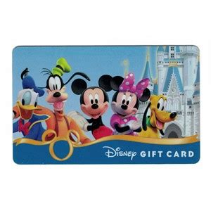 Gift Card Castle - your wdw store disney collectible gift card mickey and friends at cinderella castle