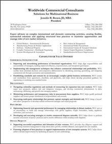 Resume Executive Summary by Executive Summary Example Resume Resume Format Download Pdf