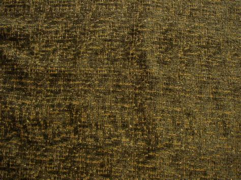 Antique Washed Look Chenille Upholstery Fabric Moss