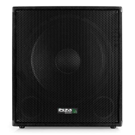 Subwoofer Aktif Asw15sum 15 Inch Professional professional live active subwoofer 18 inch 1200w bass