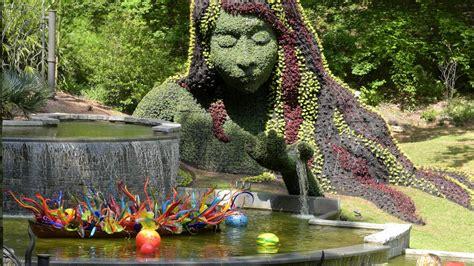 Chihuly In The Garden Returns To Atlanta Slideshow Atlanta Botanical Garden Membership