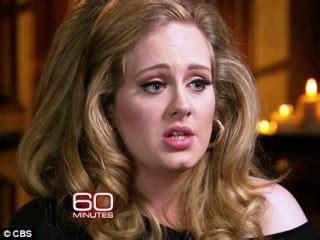adele mini biography adele talks her body image with anderson cooper on 60