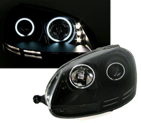 golf 5 beleuchtung ccfl scheinwerfer f 252 r vw golf 5 ad tuning