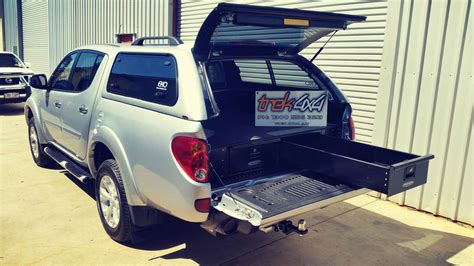 Ute Drawer Systems by Products Archive Canopies For Your Ute Or 4x4 Vehicle