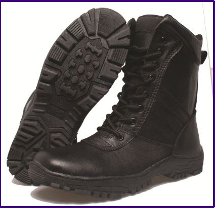 sepatu boots pria kulit branded cibaduyut keren