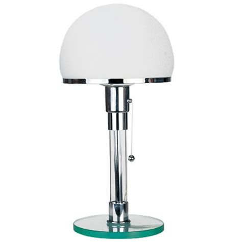 Black Dining Room Table by Wilhelm Wagenfeld Table Lamp The Bauhaus Lamp Table Lamp