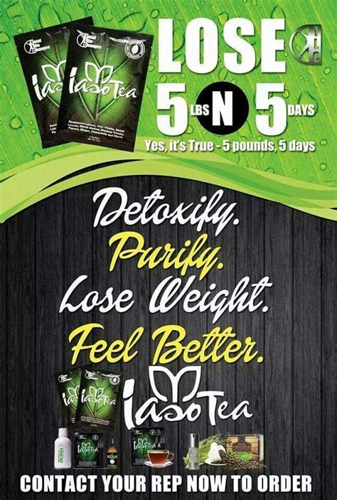 Lose Weight In 5 Days Detox by 38 Best Images About Iaso Tea Weight 5 Pounds In 5