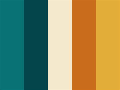 home decor color palettes my favorite color is orange great decorating color palette for the