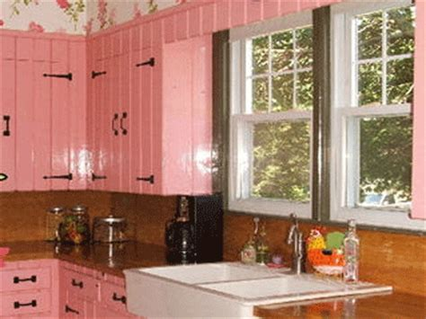 painting kitchen cabinets color ideas pink kitchen ideas and color schemes