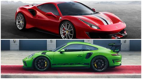 New Ferrari Cars by Ferrari And Porsche Announce New Cars For The Wealthy
