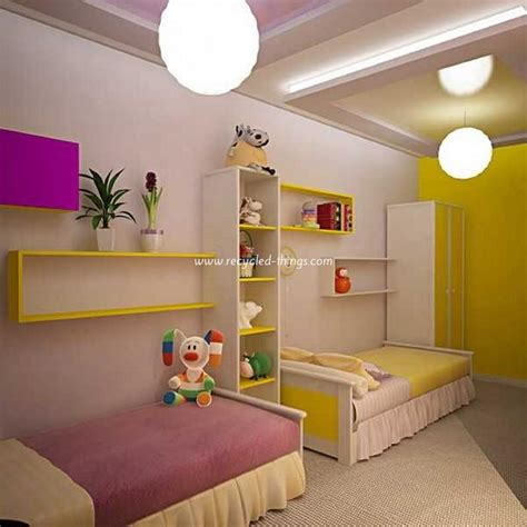 ideas for kids bedrooms kids room decor ideas recycled things