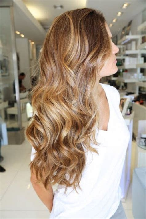Light Brown With Caramel Highlights by Highlights For Light Brown Hair Hair And