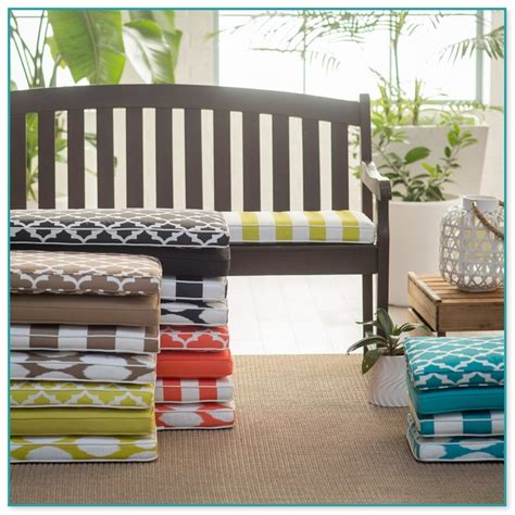 indoor dining bench cushions indoor dining bench cushion