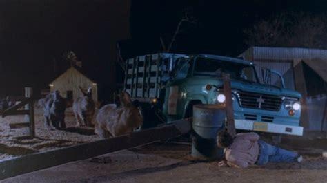film giant rabbit cashiers de cinema night of the lepus 1972 william f