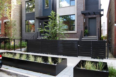 Landscape Makeover And Landscape Lighting Wicker Park Landscape Lighting Chicago