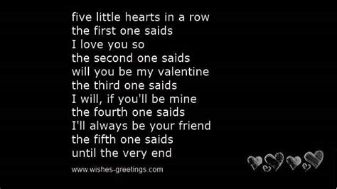black valentines day poems s day poems poems for