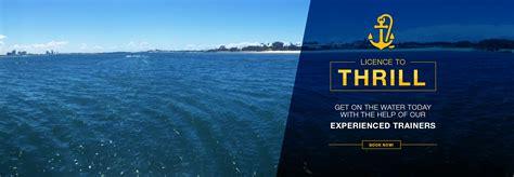 boating license gold coast boat jet ski licensing gold coast gold coast marine