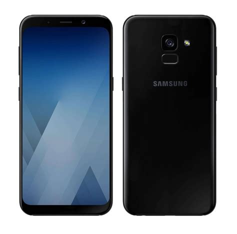 samsung galaxy a8 2018 smartphone specs and features