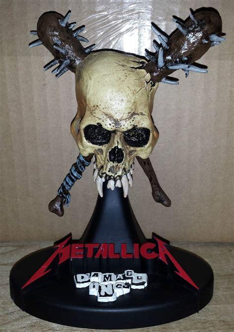 Metallica Statue Damage Inc Figure 17 Best Images About Metallica On Artworks