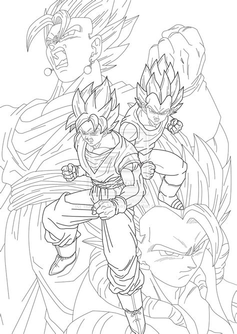 vegeta vs sonic free colouring pages
