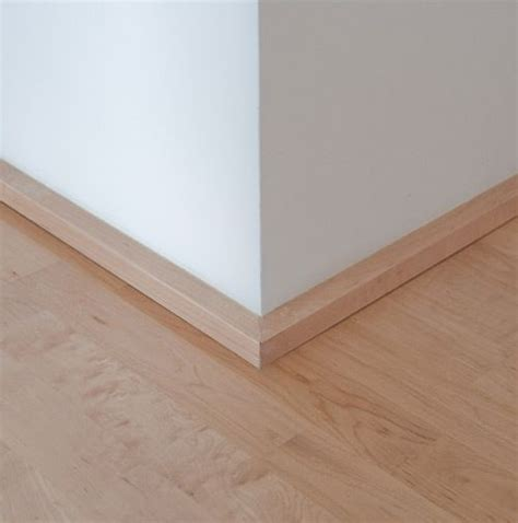 Modern Baseboard modern wall base details build llc for the home pinterest