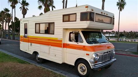 ford motorhome bangshift com ultra rare this 1970 ford motorhome has an