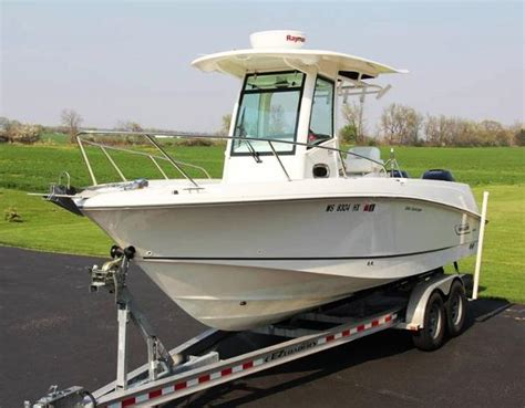 used center console boats for sale in wisconsin used power boats center console boats for sale in