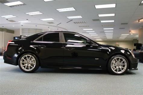 Pre Owned Cadillac Cts V by Buy Used 2009 Cts V Ctsv Loaded Premium Certified Pre