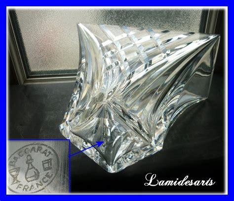 vasi baccarat vase cristal taille baccarat