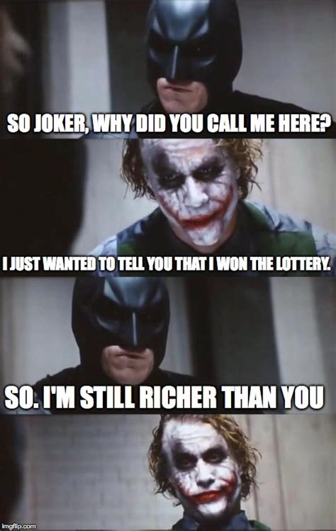 Batman Joker Meme - 29 funniest joker vs batman memes that will make you laugh