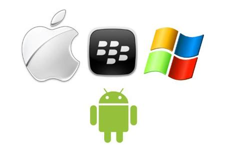 ios on android phone ios vs android vs windows phone vs blackberry which mobile os is right for your enterprise