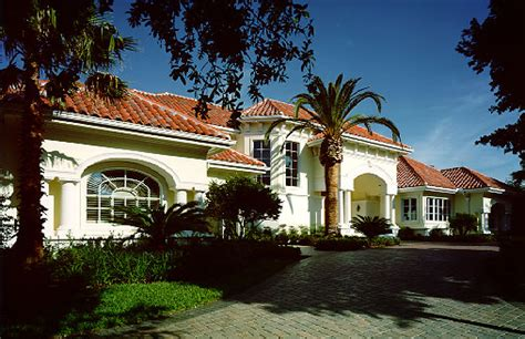 Old Florida Style House Plans by Tom Price Architect Quot Quot Spanish Vs Italian Mediterranean