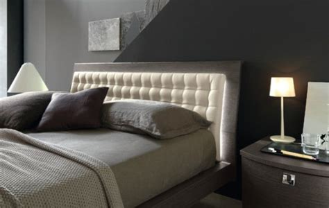 Diy Wall Decor Ideas For Bedroom 10 elegant leather beds for stylish bedrooms