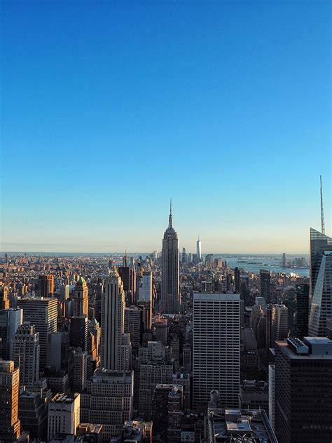 Best Mba New York City by Top Of The Rock The Best View In New York City
