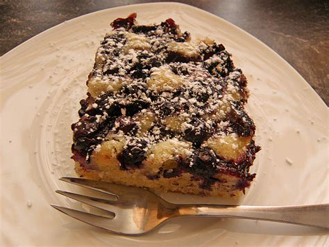 Veganer Heidelbeer Kuchen 224 La M 228 Usle Cocacolamaus