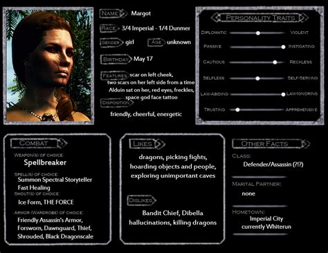 skyrim character template margot by spaceskeleton on