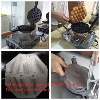 Mesin Waffle Gas jual mesin egg waffle gas gw07 di yogyakarta toko mesin maksindo yogyakarta toko mesin